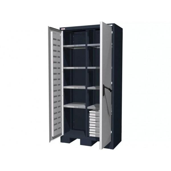 """08.3058 Инструментальный шкаф """"Титан"""" 5 ящиков 8 полок"""