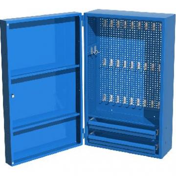 Навесной инструментальный шкаф с двумя ящиками 03.002S