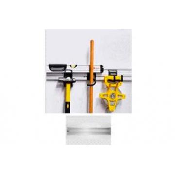 Рельс алюминиевый для системы крепления крюков 1200 мм HR48