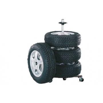 Передвижная стойка для хранения колес усиленная TR02