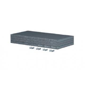 Полки для металлического стеллажа длиной 1200 мм