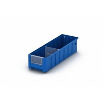 Лотки пластиковые складские 400х117х90 мм.