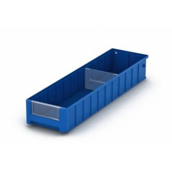 Складские пластиковые контейнеры глубиной 600 мм