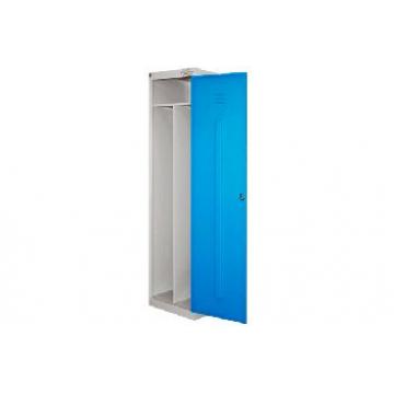 """Металлический шкаф для одежды """"эконом"""" ШРЭК-21"""