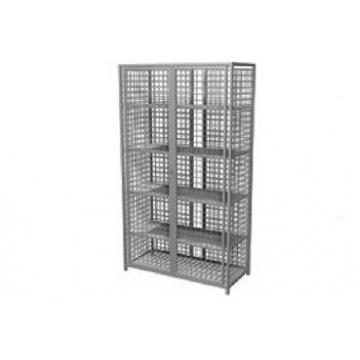 Шкаф закрытый металлической сеткой 06.504