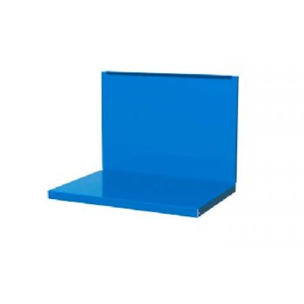 Полка и стенка для верстака длина 500 мм 01.500