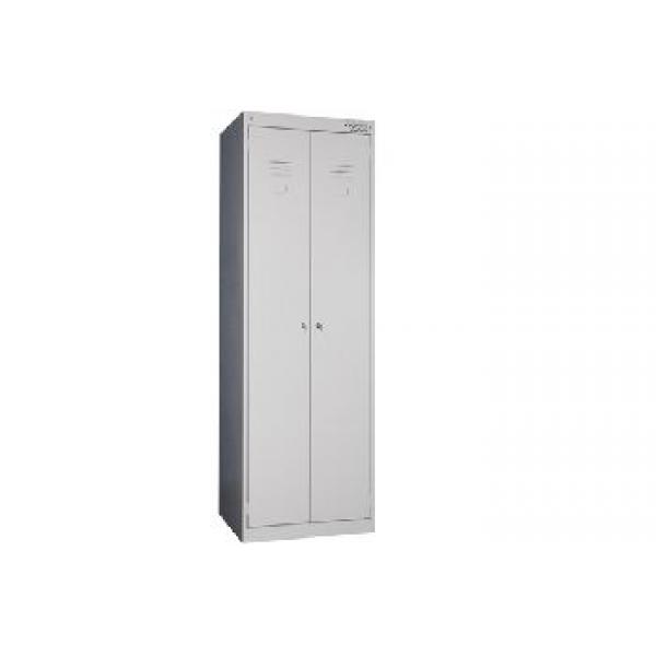 Шкаф для одежды металлический ШРК-22-800