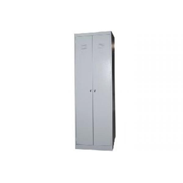 Сварной металлический шкаф для одежды ШР-22-800