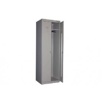 Шкаф для одежды двухсекционный усиленный