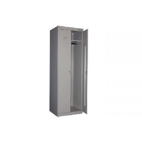 Шкаф для одежды двухсекционный усиленный ТМ 12-80