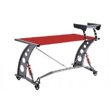 Передвижной рабочий стол в стиле
