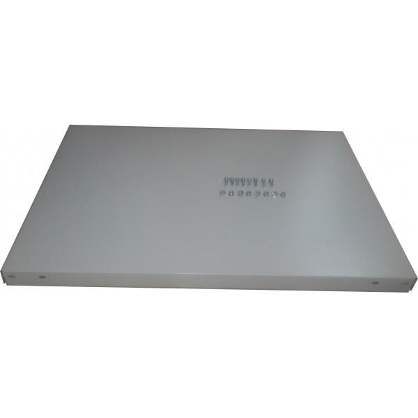Полка металлическая для стеллажа СТФ 700х500 мм