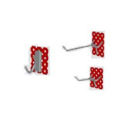 Крючки для перфорированной панели Феррум