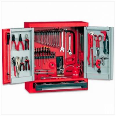 Настенные шкафы для инструментов