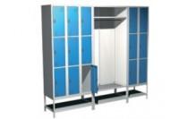 Шкафы металлические для магазинов