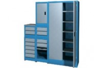 Металлический шкафы для гаража Мастер