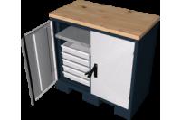 Шкафы инструментальные с выдвижными ящиками