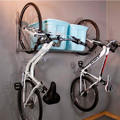 Системы хранения велосипедов