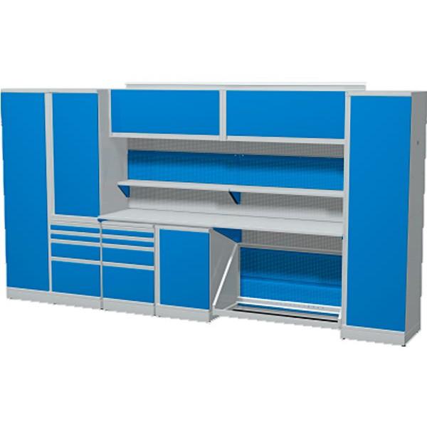 Комплект металлической мебели для гаража TG7-29