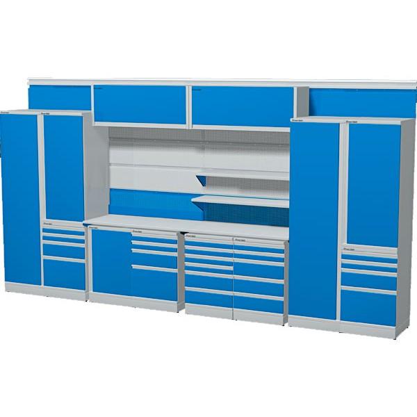 Комплект металлической мебели для гаража TG6-36