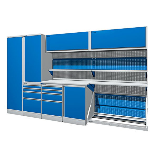 Комплект металлической мебели для гаража TG5-27