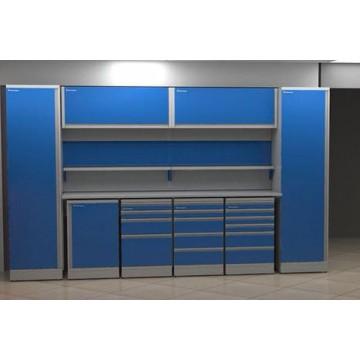 Комплект гаражной мебели длиной 3815 мм.