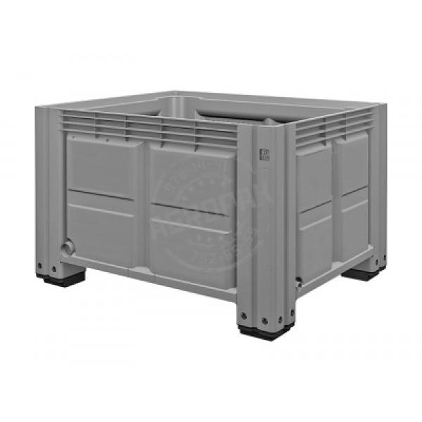 Цельнолитой контейнер IBOX 11.603F.С10 на 4-х ножках