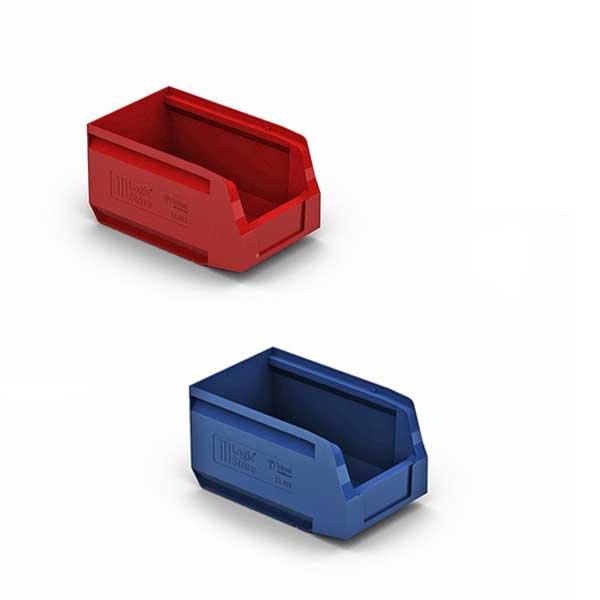 Пластиковый ящик 250х150х130