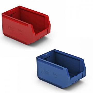 Пластиковый ящик 350х225х200 мм.