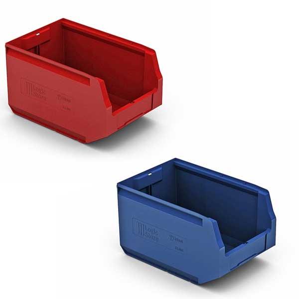 Пластиковый ящик 350х225х200