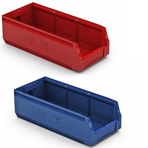 Пластиковый ящик 500х225х150