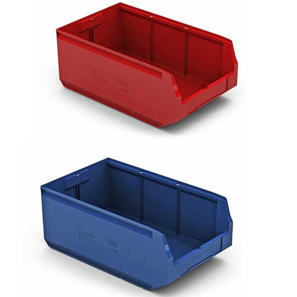 Пластиковый ящик 500х300х200
