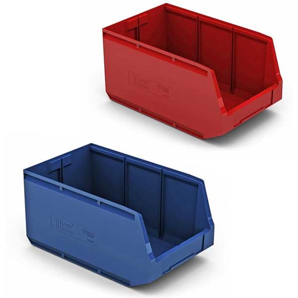 Пластиковый ящик 500х300х250
