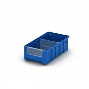Открытый пластиковый ящик 300х156х90