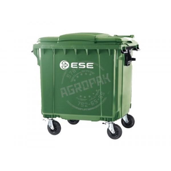 Пластиковые мусорные контейнеры на 770 литров