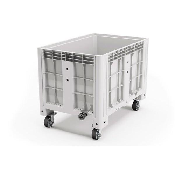 Контейнер iBox 11.602F.С13 на 4-х поворотных колесах