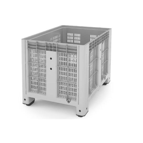 Перфорированный контейнер iBox 11.602.91.PE.C10 на 4- ножках