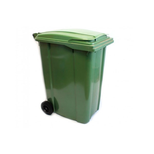 Пластиковые мусорные контейнеры 360 л