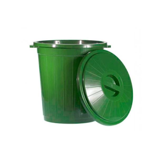 Пластиковый мусорный бак 35 литров