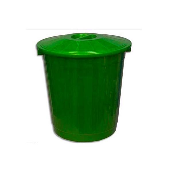 Пластиковый мусорный бак 45 литров