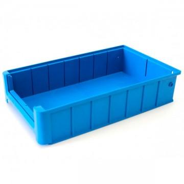 Ящик стеллажный пластиковый 400х234х90 мм. SK 4209