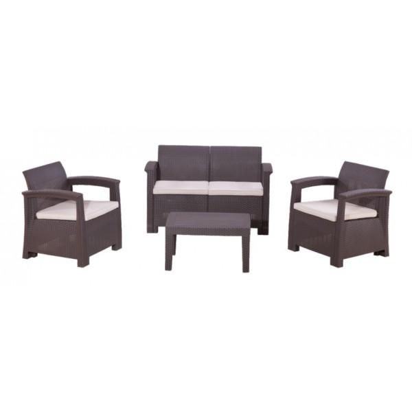 RATTAN COMFORT 4 Набор мебели из искусственного ротанга