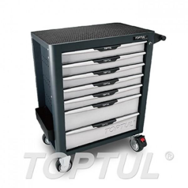 Тележка инструментальная с 7 ящиками TOPTUL TCAL0703
