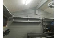 Полки для гаража